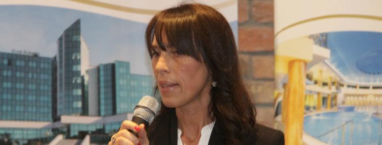 Sandra Drinčić - XII forum hotelijera